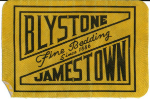 Jamestown Mattress patch from Blystone