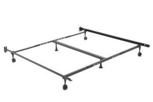 Restmore Bed Frame - K45R: QUEEN/KING/CAL KING -  Roller or Glide Frame