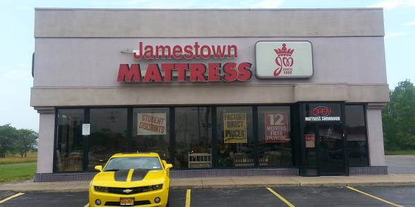 Jamestown Mattress Showroom - Henrietta, NY
