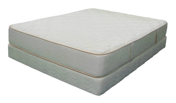 Nature's Cloud 100% Natural/Organic Mattress - Firm Latex